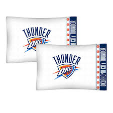 Oklahoma travel towel images Nba oklahoma city thunder queen comforter set jpg