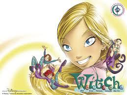 w i t c h cartoons