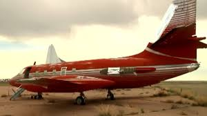 elvis plane elvis plane to be auctioned after 30 years of sitting on runway wcmh