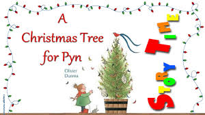 a christmas tree for the holidays story book youtube