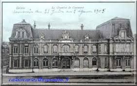 chambre de commerce de calais boulevard international calais en 1900