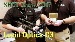 C3 Studios by Lucid Optics C3 Weapons Light Shot Show 2017 Youtube