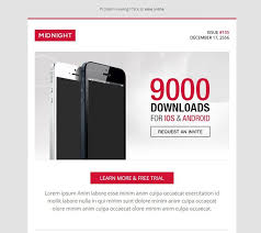 html email templates top 25 free responsive html email templates