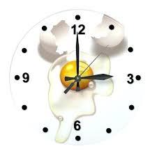 pendule de cuisine originale pendule cuisine originale horloge cuisine originale muette gravac