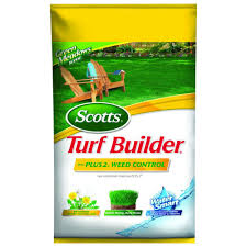 How Big Is 15000 Square Feet by Scotts Turf Builder With Plus 2 Weed Control Fertilizer 15 000 Sq