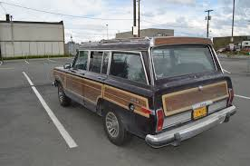 jeep wagoneer 1989 northern bound 1989 jeep grand wagoneer overland build
