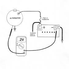 marine voltage regulator wiring diagram voltage regulator