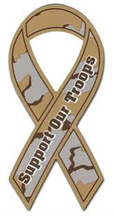 camouflage ribbon support our troops camo camouflage ribbon car magnets camo car