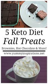 5 keto fall treats easy low carb desserts recipes and food to