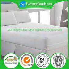 hotel bedroom waterproof mattress protector king size mattress
