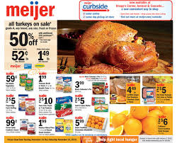 meijer weekly ad nov 15 nov 21 2015