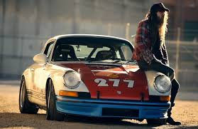 magnus walker porsche green in the garage with bodie stroud magnus walker talks all things