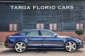 blue audi s7 audi s7 4 0 v8 tfsi quattro automatic in estoril blue with lunar