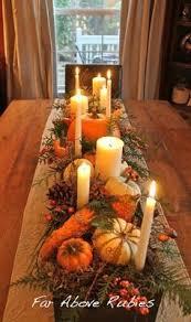 ideas para la mesa de acción de gracias thanksgiving
