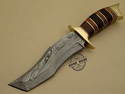 handmade kitchen knives for sale damascus tanto knife custom handmade damascus steel hunting knife