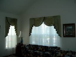 interior maroon gold rose jabot curtains for home interior decor idea