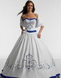 scottish wedding dresses royal blue wedding dress naf dresses