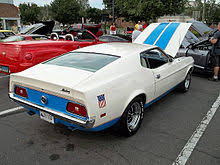 1972 mustang mach 1 value ford mustang generation