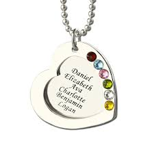 Mom Necklace With Kids Names Compare Prices On Kids Names Jewelry Online Shopping Buy Low