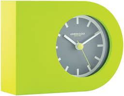 Amazon Mantle Clock London Clock 1922 London Pop Tangent Green Mantel Clock