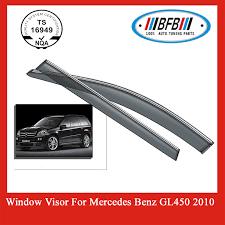mercedes gl accessories auto accessory chrome trim sun visor for mercedes gl450 window