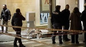 rapina in rapina in gioielleria a frattamaggiore due dei banditi scovati ad