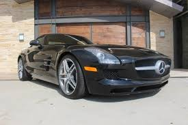 mercedes sls amg convertible pre owned 2012 mercedes sls coup rdst in sugar land p11323