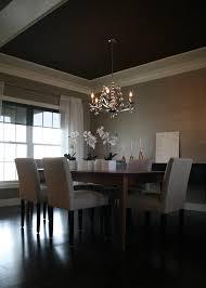 Dark Dining Room Dazzling Uttermost Lightingin Dining Room Modern With Cute Black