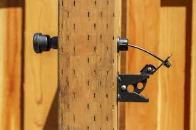 your own rolling fence gate fence ideas