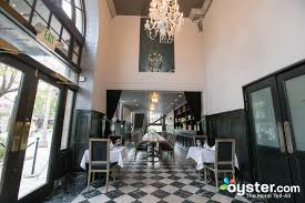 Crystal Dining Room And Patio At The Culver Hotel Oystercom - Crystal dining room