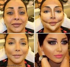 how to highlight and contour your face with makeup like a pro fab fashion