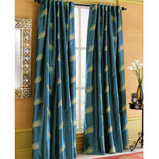 Peacock Curtains Peacock Feather Curtain Dining Room Ideas Peacock