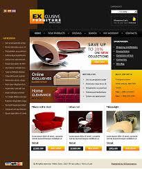 oscommerce template furniture online shop 273 oscommerce v2 2