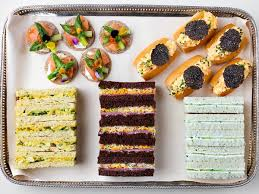 where to have afternoon tea in london