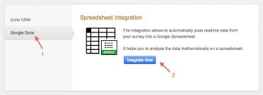 Spreadsheet Integration Integrate With Apps That Makes Your Surveying Easier
