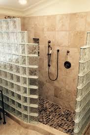 Bathroom Remodel Tips 14 Best Glass Block Shower Wall Images On Pinterest Glass Block