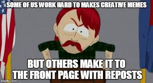 South Park Meme Generator - they took our jobs stance south park meme generator imgflip