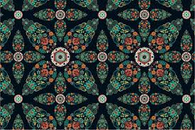 indonesian pattern 5 indonesian floral patterns patterns creative market