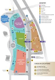 sands expo floor plan dates and venue