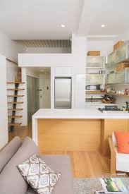 Kitchen Cabinets Open Shelving Kitchen Design White Wall Cabinet Open Shelves Tiny House Green
