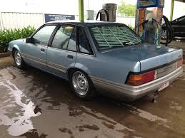 1987 holden commodore executive vl boostcruising