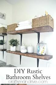 ideas for bathroom storage bathroom shelf ideas electricnest info