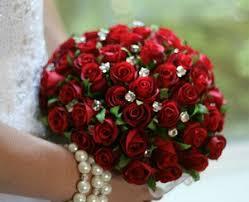 Silk Wedding Flowers Silk Wedding Bouquets To Choose For The Classy Bridal U2013 Stems And