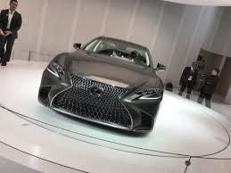 toyota camry uk toyota camry lexus ls 2017 detroit auto business insider