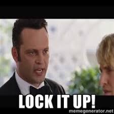 Lock It Up Meme - bleeding yankee blue lock it up