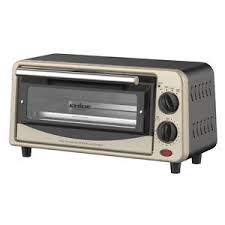 Glass In Toaster Oven Emide Electric Mini Oven Toaster 650w Double Glass Door Stainless