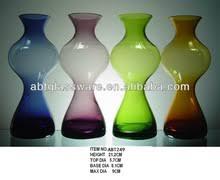 Colored Vases Wholesale Glass Vase Glass Vase Direct From Shanxi Abest Trading Co Ltd