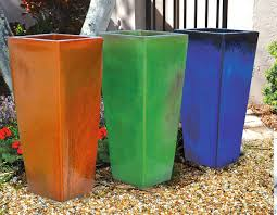 Planter Pots by Outdoor Planter Pots Home Design Styles