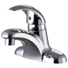 Centerset Or Widespread Faucet Vantage Collection U201d Single Handle 4 U2033 Centerset Lavatory Faucet