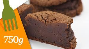 750g recette de cuisine recette du gâteau magique au chocolat 750 grammes
